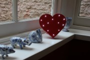 Heart in Window