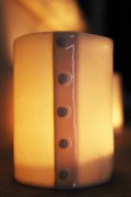 0Rivets Tea Light Holderclass=